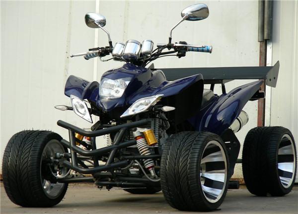 250 Cc Sport Atv Racing Quad