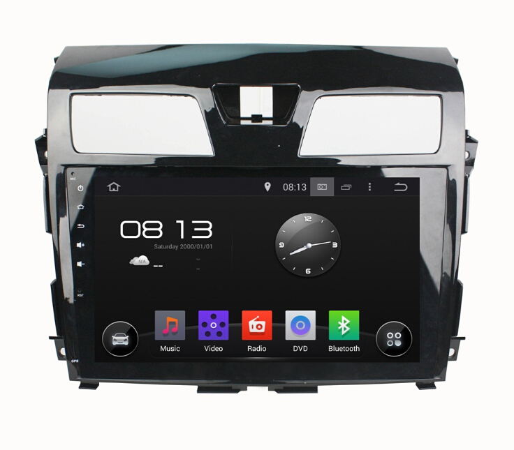 10.1 inch Deckless Android Car DVD For Nissan Tenna