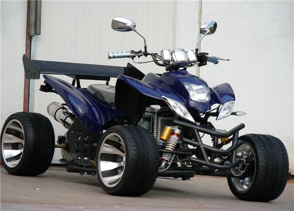 HOT sale cheap Blue atv 250 cc