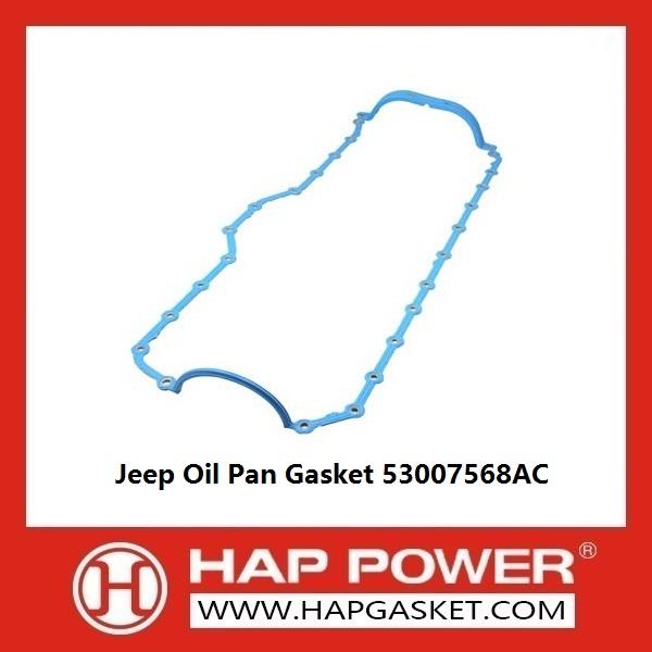 Jeep Oil Pan Gasket 53007568AC'
