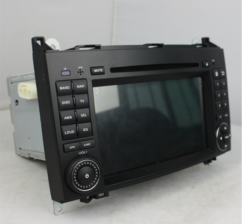 Benz GPS navigation system Android 7.1
