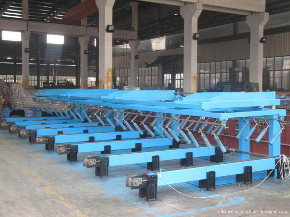 Trapezoidal metal sheet forming machine ZT25-200-1000 ZT25-200-1000 08