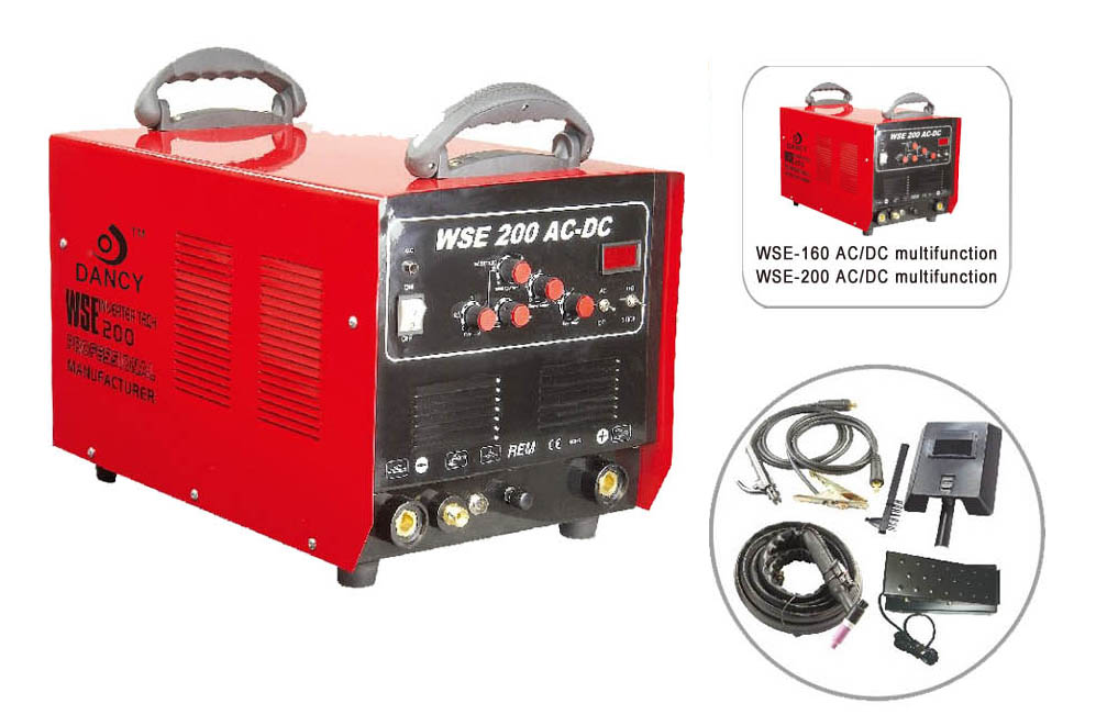 WSE welding machine made in China