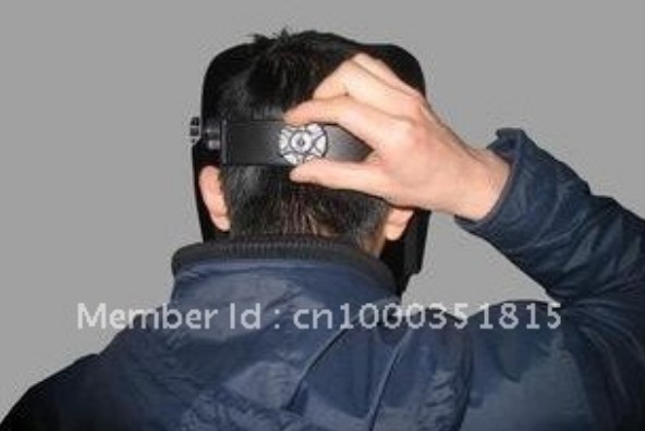 How to use welding mask