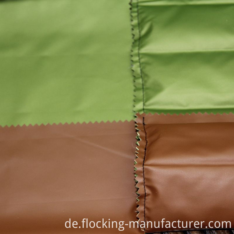 Polyester Seamless Jacket Fabric for Winter Jacket