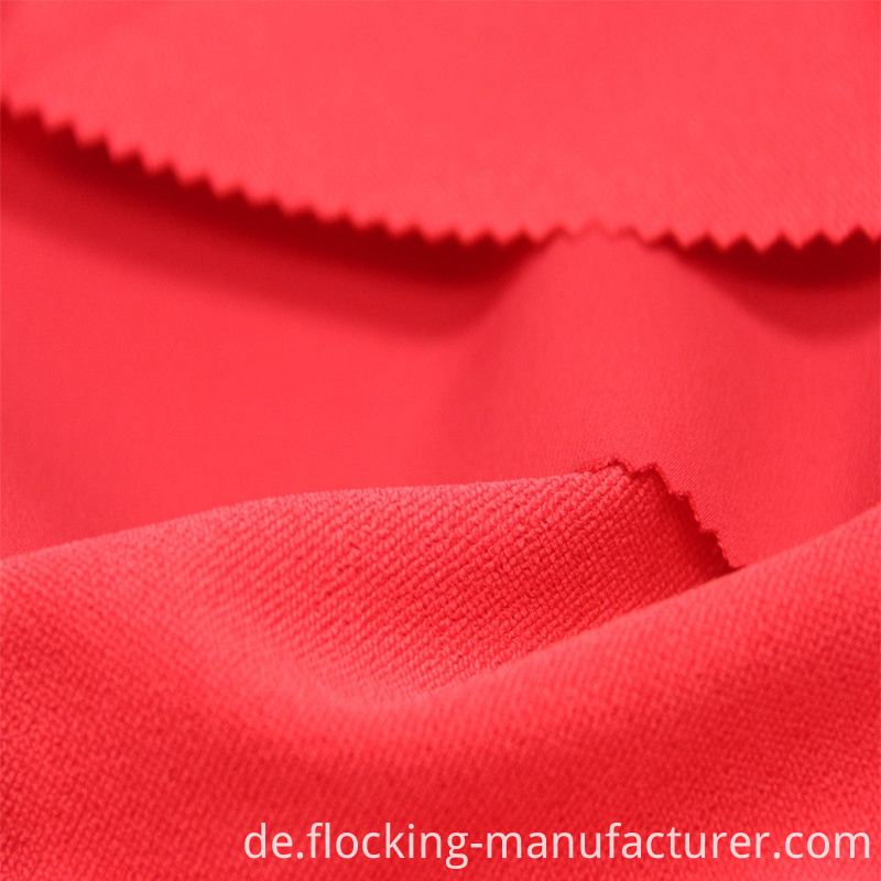 Nylon/Poly Spandex Fabric for Mountain Climbing Wear