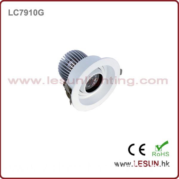 Hot Sales Mini 10W COB LED Downlight LC7910g