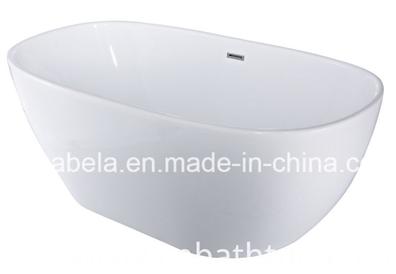 CE/Cupc Approved Freestanding Hot Tub Bathtub Bathroom Cabinet