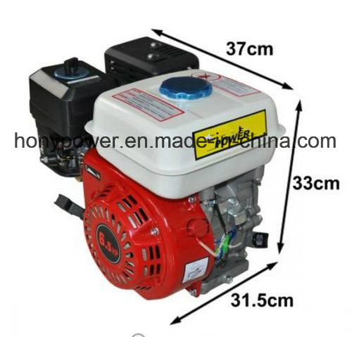 5kw Portable Gasoline Generator Set for Honda