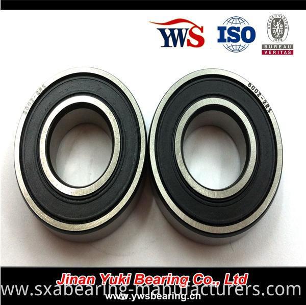 6002 Chrome Steel Ball Bearing for Stepper Motor
