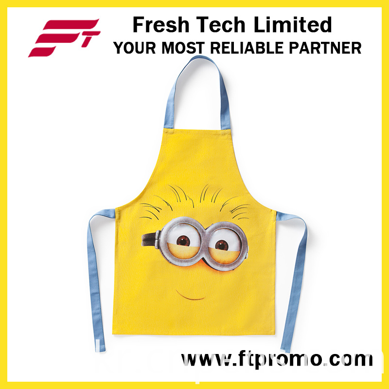Cotton Apron with Your Logo Design