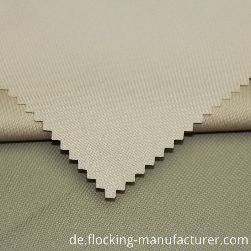 Polyester Semi Memory Fabric for Garment