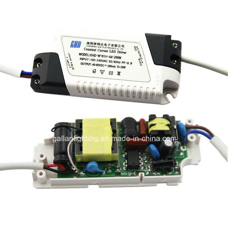 100-240VAC PF>0.9 22W IC Constant Current Driver with EMC