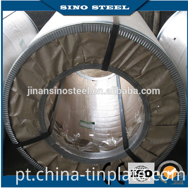 Q235 Full Hard Sgch Galvanised Steel Coils for Structure
