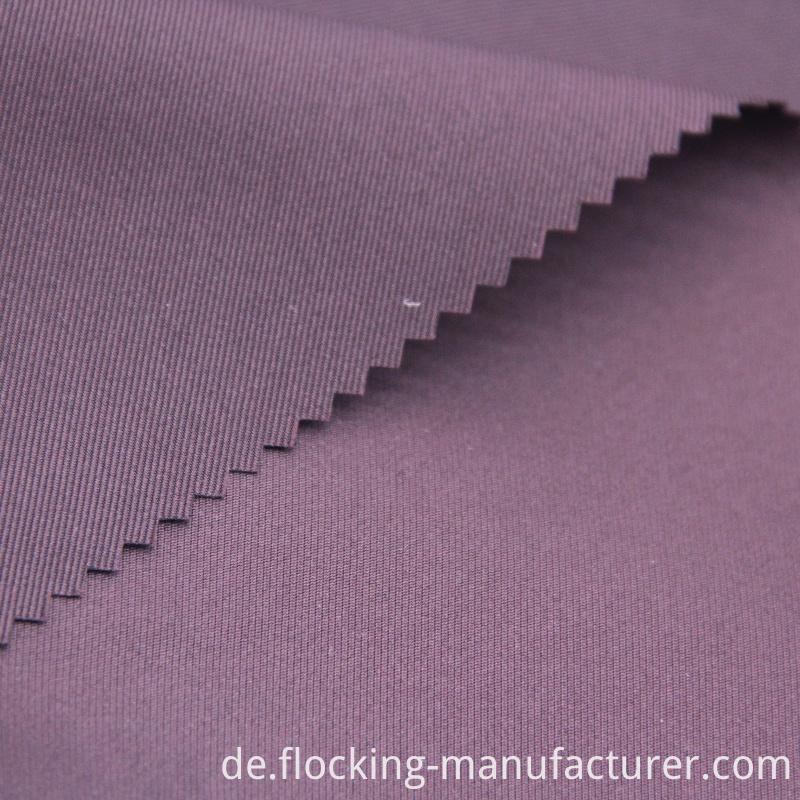Twill T400 Spandex Thick Fabric for Fashion Garment
