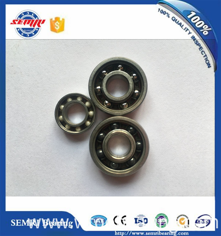 Smooth and Faster Hand Spinner Bearing (608 RS) Competitive Price