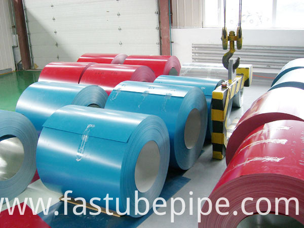 Color Steel Coil for Building Roof