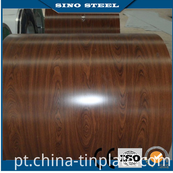 Az30 0.40mm Thick Prepainted Color Coated Steel Coils/PPGI