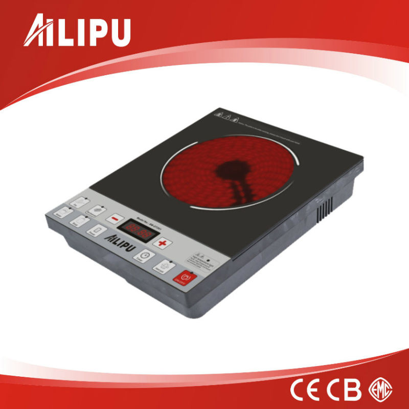 High Efficiency Ceramic Hobs with CB Certificate