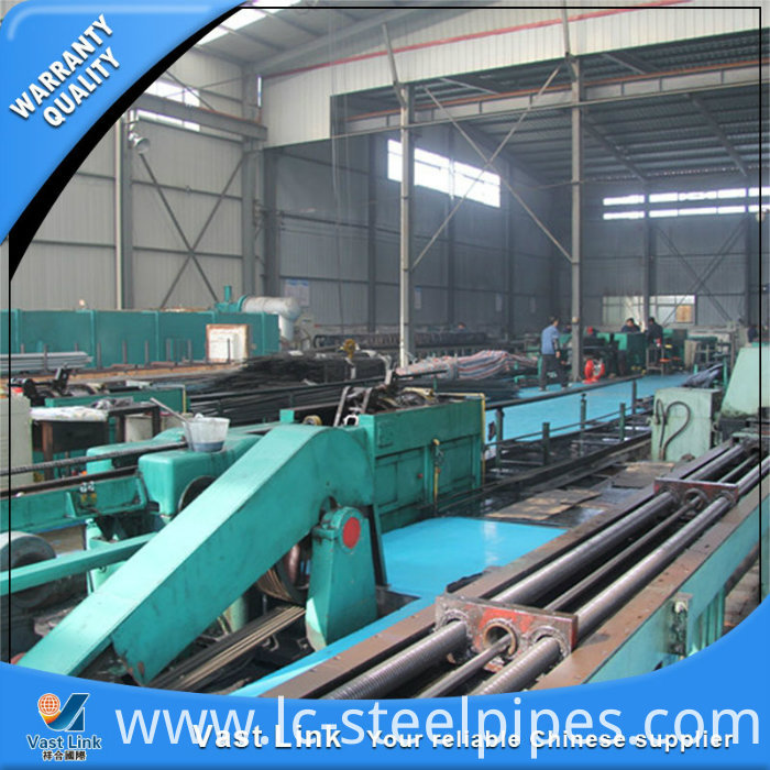 201 Stainless Steel Pipe with Good Quality