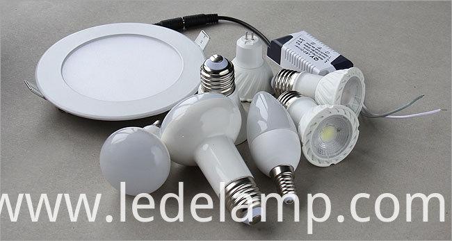 5W COB GU10 LED Spotlight Lamp