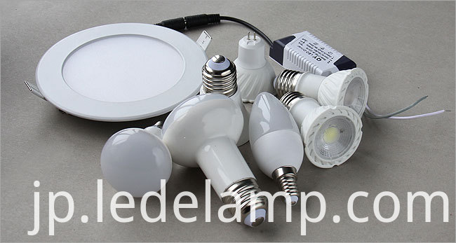 5W COB GU10 LED Spotlight Lamp
