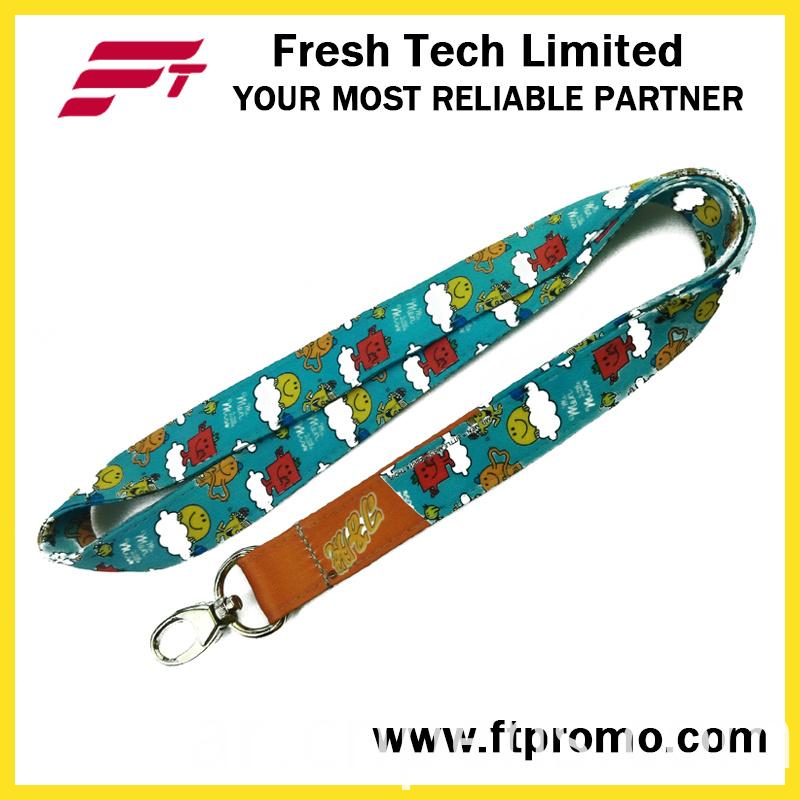 Wholesale OEM Polyester Lanyard with Logo