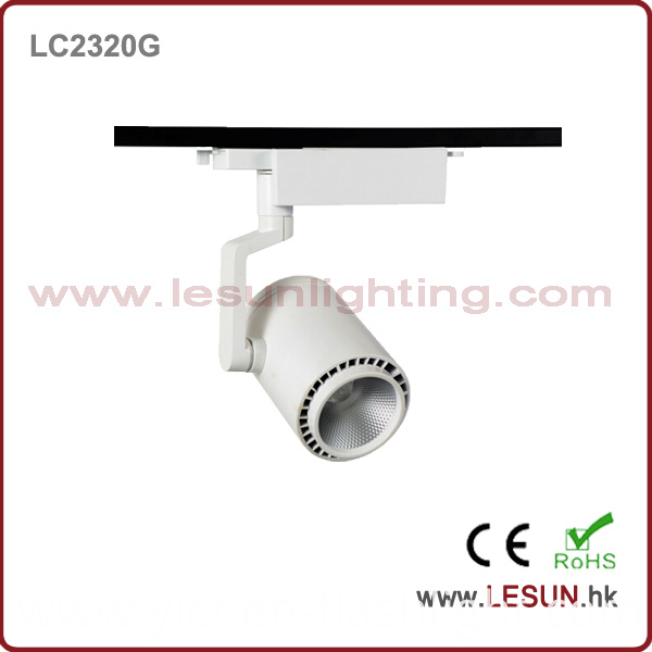 2016 New Product 3 Wire 20W COB Gallery Track Light LC2320g