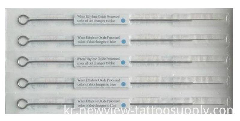 Hot Sale High Grade Tattoo Machine Needles for Tattoo Supply