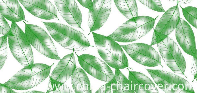 Vinyl Table Cloth Plastic Transparent PVC Printed Transparent Tablecloth