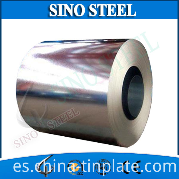 All Kind of Standard Galvalume Steel Coil in China