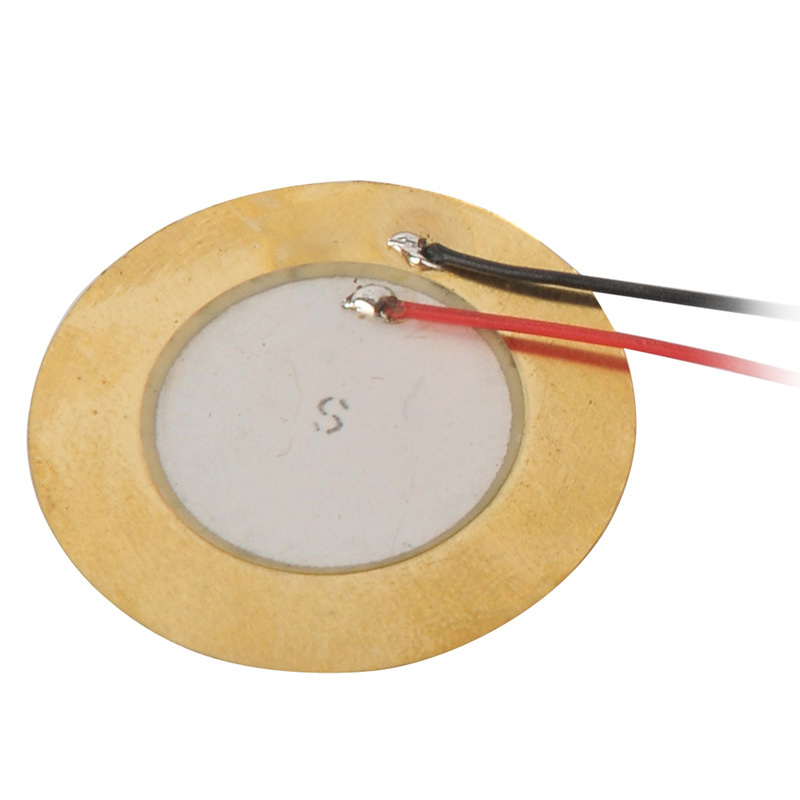 35mm Piezoelectric Ceramic Element Buzzer Disc