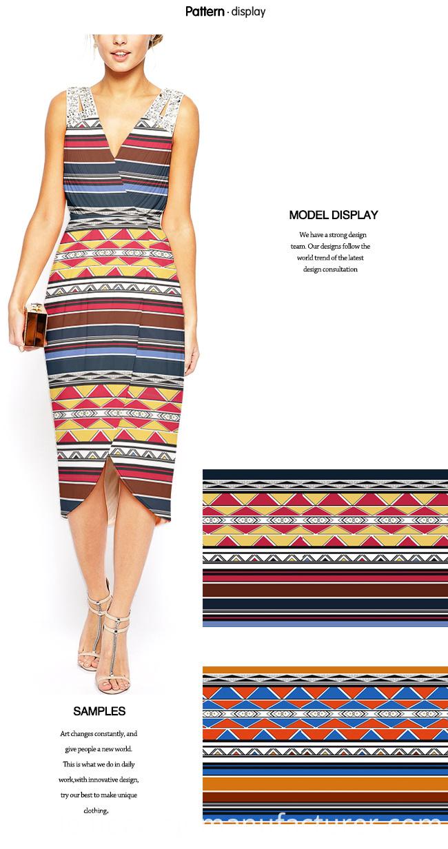 Fashionable Printed Twill Garment/ Home Textile Fabric