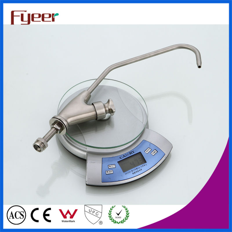Fyeer Cold Only 304 Stainless Steel Kitchen Sink Faucet