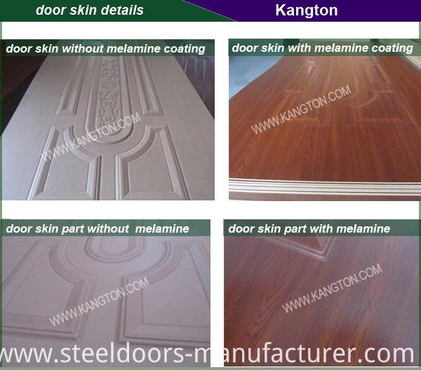 HDF 3mm Molded Door Skin (door skin)