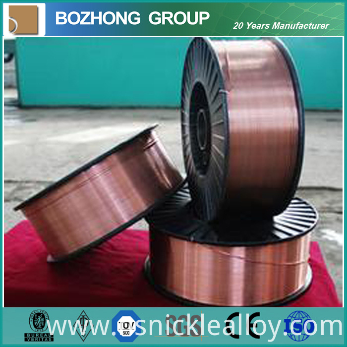 Er70s-6 Welding Wire, MIG and TIG China Manufacturer