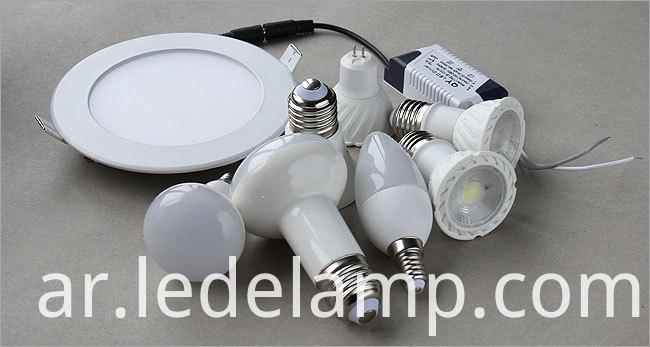 SMD 220V E27 7W Daylight / Pure White LED Spotlight