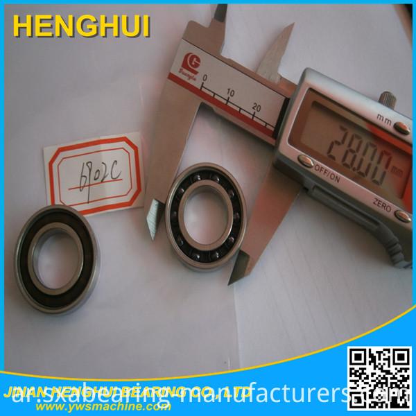 Stainless Steel Hybrid Ceramic Ball Bearing
