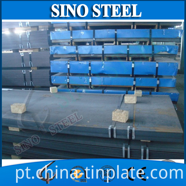 Carbon Steel Ss400 Hot Rolled Steel Sheet in Sale