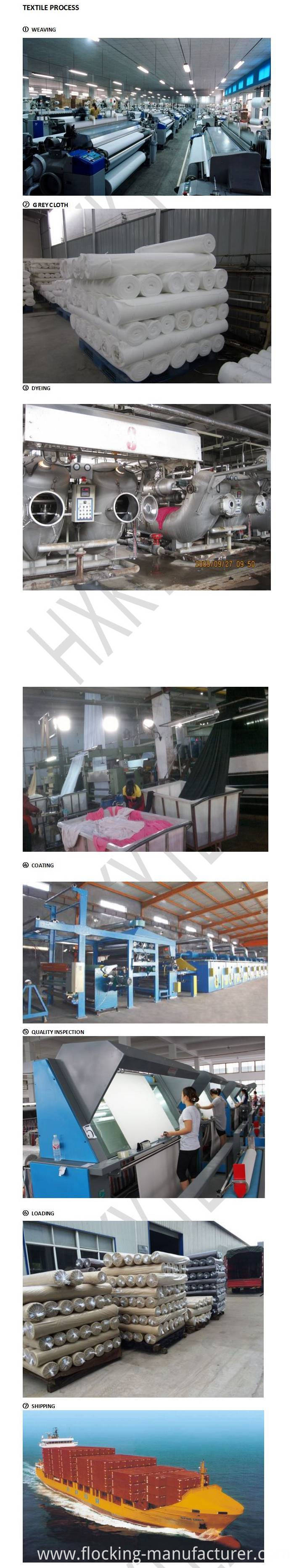 Direct Filling Seamless Winter Jackets Fabric for Winter Coat