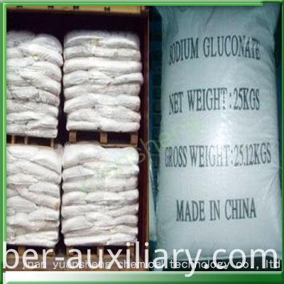 Concrete Dispersant (Sodium gluconate) -Construction Chemical