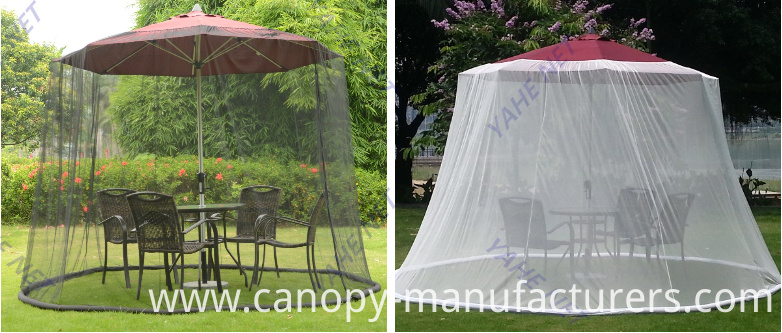 Most Popular Patio Umbrella Mosquito Nets