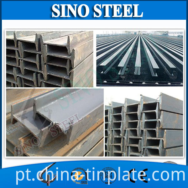 Structural Steel Steel H-Beam with High Quality