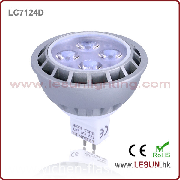 Good Sales 4W MR16 LED Spot Light /Cabinet Light LC7124D
