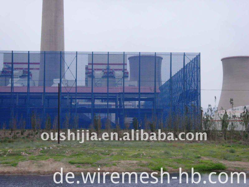 Hochwertiges winddichtes Netz / Blech