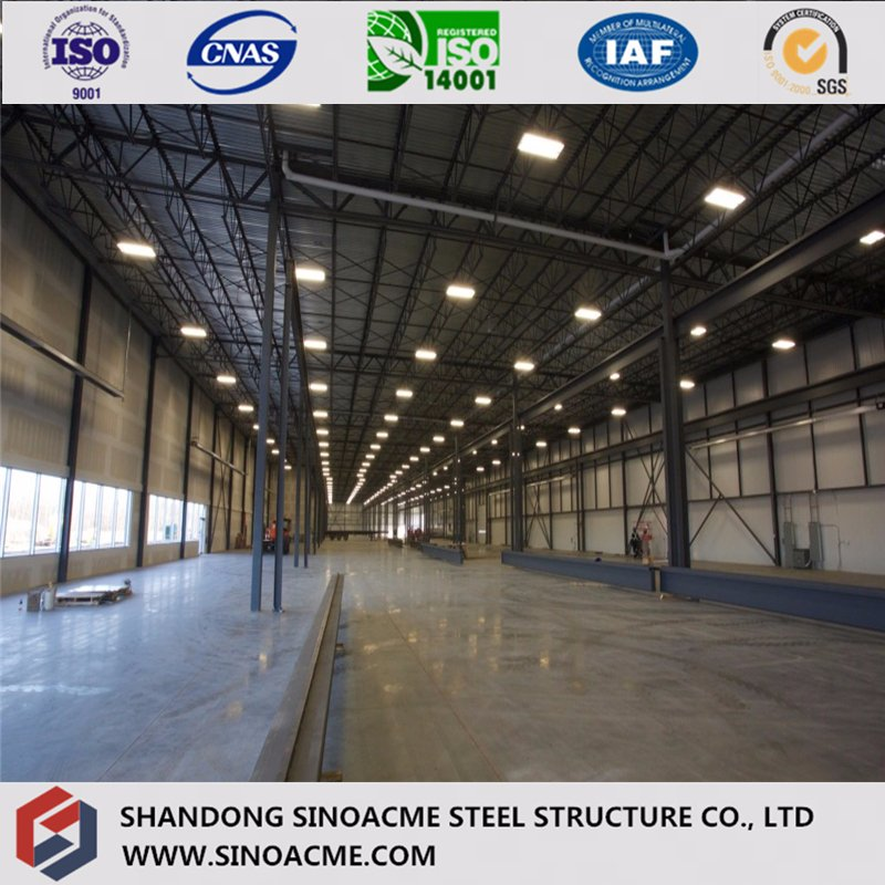 New Zealand Standard Prefab Pipe Truss Building/Construction