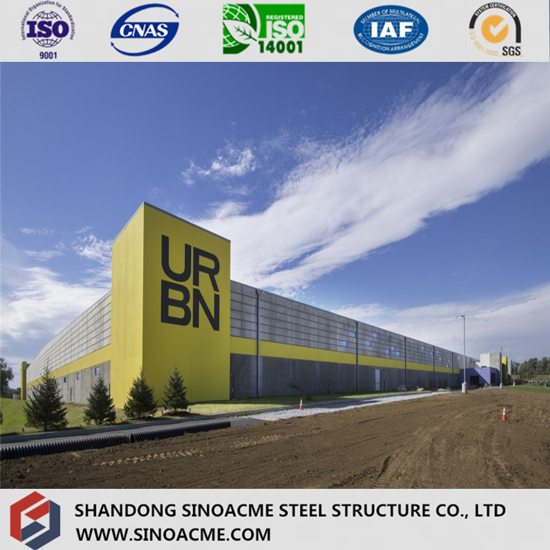 Australian Standard Certificated Steel Structural Shop/Market