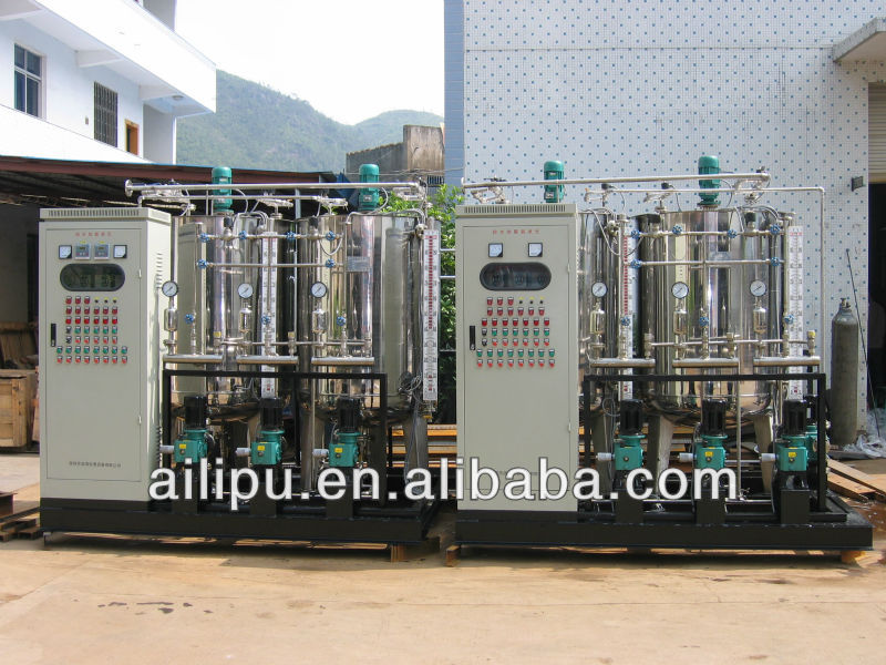 injection skid