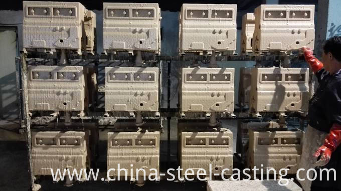 Investment Casting Part Made of China Factory