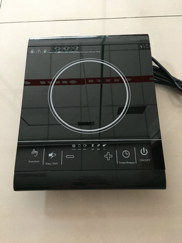 ETL Certificated Housing Touch Control Ailipu Induction Cooker